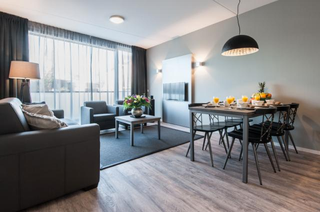 Yays Bickersgracht Deluxe 2-bedroom Apartment
